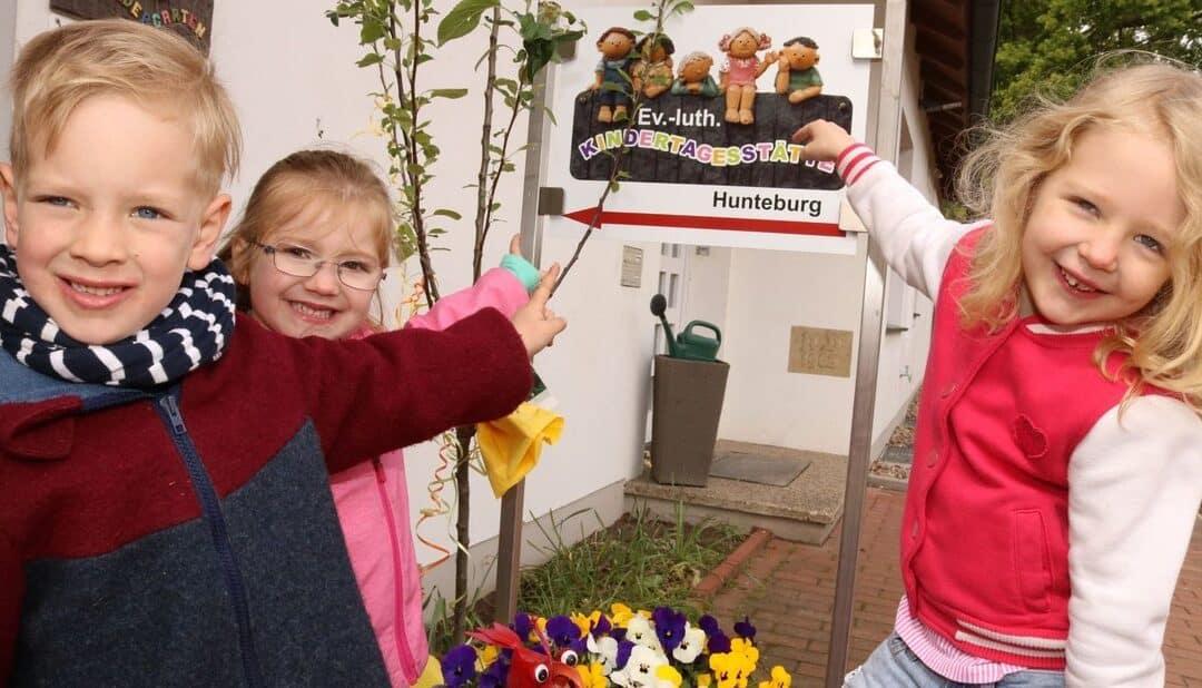 Evangelischer Kindergarten in Hunteburg nach Umbau eingeweiht